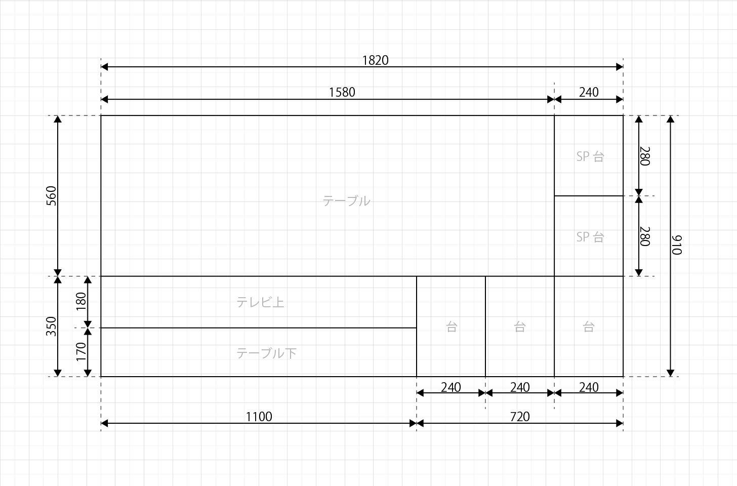快適なDTM環境を追い求めてPCデスクを自作した話 材料調達編