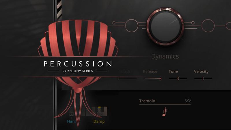 元打楽器奏者でも満足 NIのパーカス音源 「Symphony Series Percussion」 レビュー