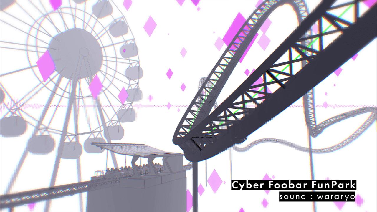 制作した曲: Cyber Foobar FunPark
